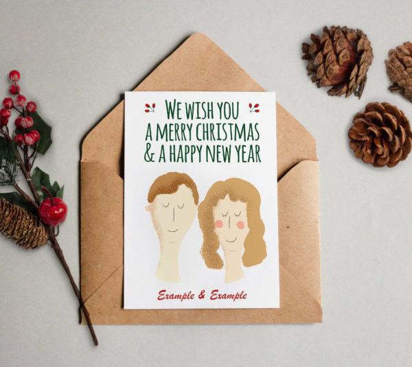 Christmascard_Gesichter_nr2_1